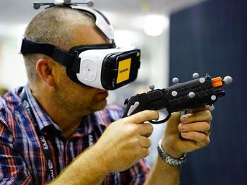 三星VR专利曝光 我怎么觉得设计师爱出老千