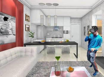 虚拟现实技术让家装体验更直接