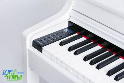 文青评测智能钢琴GEEK-K2S:学习/弹奏/分享/娱乐兼备